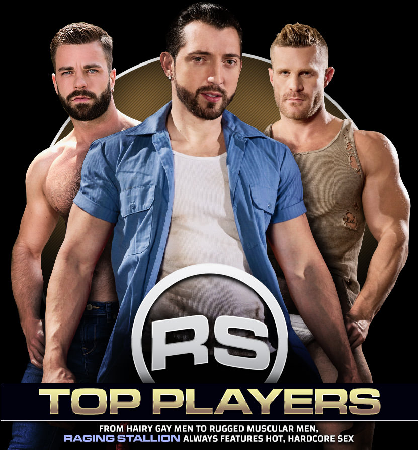 Join Raging Stallion